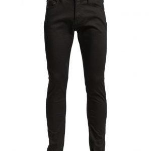 Filippa K M. Stan Ultra Black Jeans slim farkut