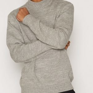 Filippa K M. Wool Melange Sweater Pusero Grey