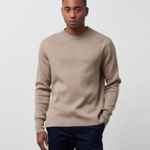 Filippa K Organic Cotton R-neck Desert