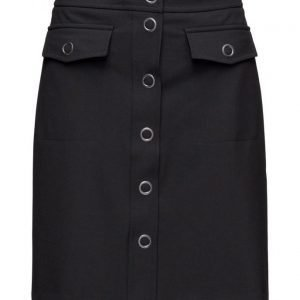 Filippa K Panel Button Skirt lyhyt hame