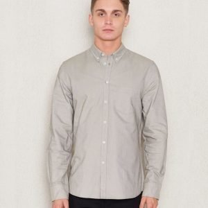 Filippa K Paul Oxford Shirt Jade/White