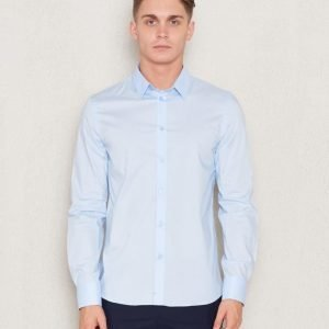 Filippa K Paul Stretch Shirt 1094 Light Blue