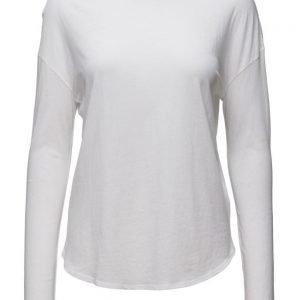 Filippa K Pima Cotton Long Sleeve Top pitkähihainen pusero