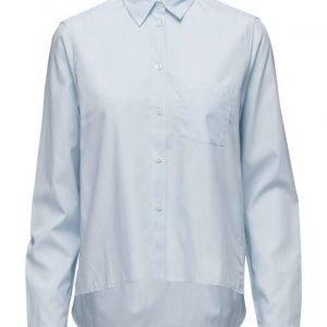 Filippa K Pinstripe Short Shirt pitkähihainen paita