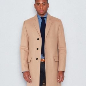 Filippa K Ralph Wool Coat Cork