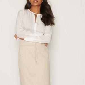 Filippa K Ria Drawstring Skirt Minihame Hiekka