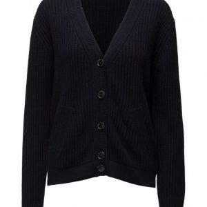 Filippa K Rib Cotton Wool Cardigan neuletakki