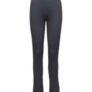 Filippa K Rib Knit Pants suorat housut