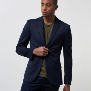 Filippa K Rick Cavalry Twill Jacket Navy