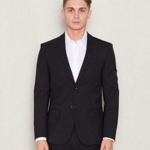 Filippa K Rick Cool Wool Jacket Black