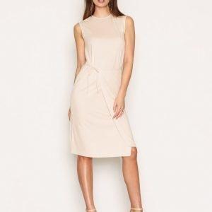 Filippa K Semi Wrap Dress Loose Fit Mekko Chiffon