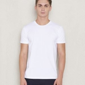 Filippa K Soft Lycra Tee White