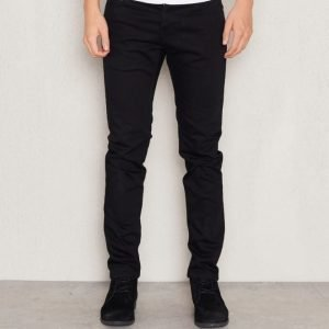 Filippa K Stan Ultra Black Jeans Black Denim