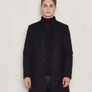 Filippa K Zac Coat Black