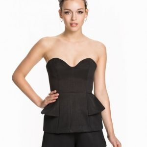 Finders Keepers Take A Shot Playsuit Musta