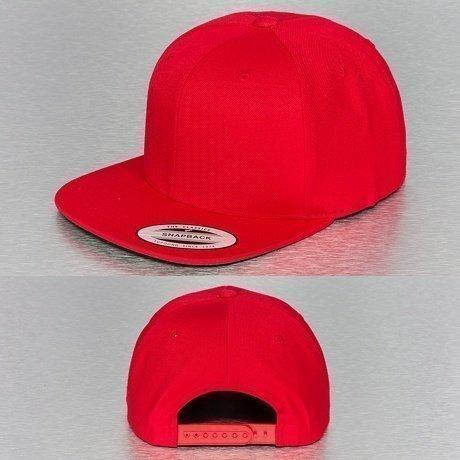 Flexfit Snapback Lippis Punainen