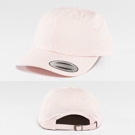Flexfit Snapback Lippis Vaaleanpunainen
