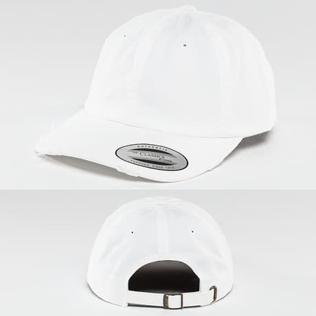 Flexfit Snapback Lippis Valkoinen