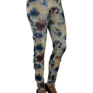 Flower Leggings Tights