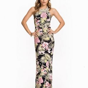 For Love & Lemons Palms Maxi Dress
