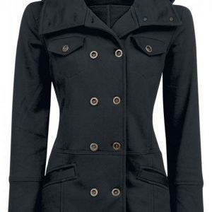 Forplay Cushy Coat Naisten Vetoketjuhuppari