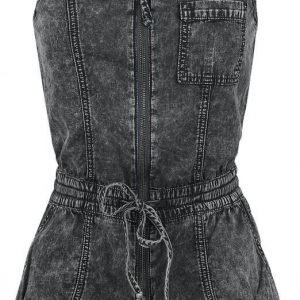 Forplay Denim Jumpsuit