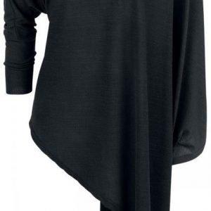 Forplay Knitted Asymmetric Sweater Naisten Svetari