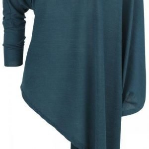 Forplay Knitted Asymmetric Sweater Poncho