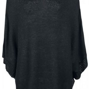Forplay Knitted Poncho
