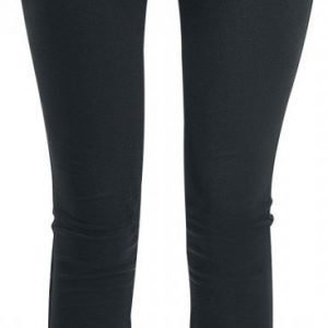 Forplay Legging In Velour Leather Look Legginsit