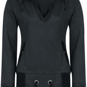 Forplay Patched Hoodie Naisten Huppari