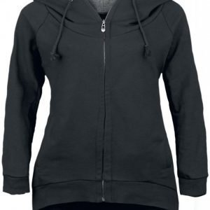 Forplay Zip Up Longjacket Naisten Vetoketjuhuppari