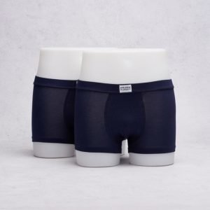Frank Dandy 2-Pack Bamboo Trunk Dark Navy