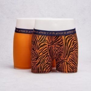 Frank Dandy 2-Pack Boxer Tiger Flame