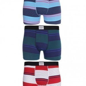 Frank Dandy 3-Pack Sunset Boxer Bokserit Monivärinen