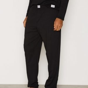 Frank Dandy Bamboo Lounge Pants Loungewear Black