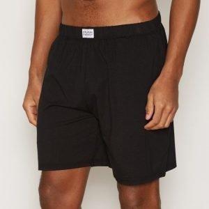 Frank Dandy Bamboo Lounge Shorts Loungewear Black