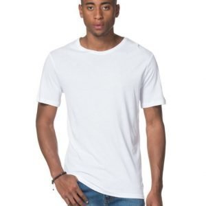 Frank Dandy Bamboo SS Tee White