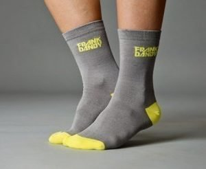 Frank Dandy Bamboo Socks Blocks Multi Cloudburst