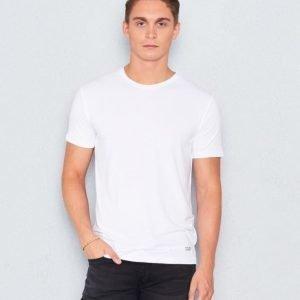 Frank Dandy Bamboo Solid Tee White