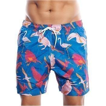 Frank Dandy Birds Bermuda Swim Shorts