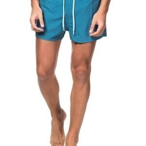 Frank Dandy Breeze Swim Shorts Lyons Blue