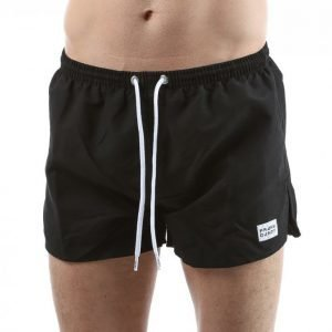 Frank Dandy Breeze Swim Shorts Uimahousut Musta