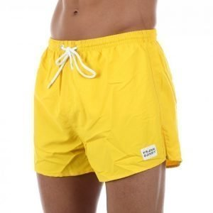Frank Dandy Breeze Swimshorts Uimahousut Keltainen