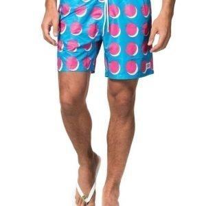 Frank Dandy FD X NV Dots Swimshorts Blue