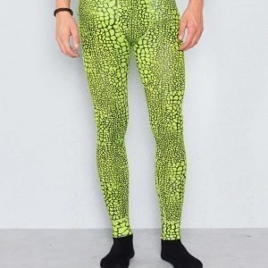 Frank Dandy Long John Crocodile Green