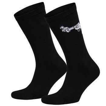Frank Dandy Non-Violence Knotted Gun Socks