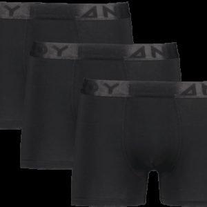 Frank Dandy Organic Cotton Boxer Bokserit 3-Pakkaus