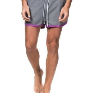Frank Dandy Saint Paul Nylon Swimshorts Hyacinth Violet