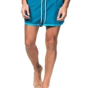 Frank Dandy Saint Paul Nylon Swimshorts Lyons Blue